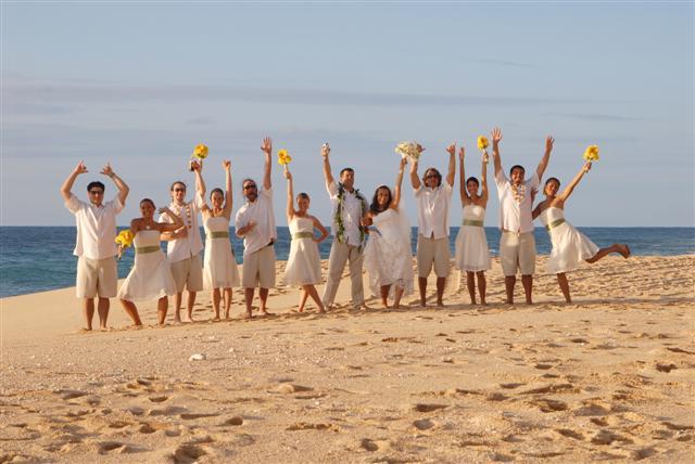 beach weddings ideas